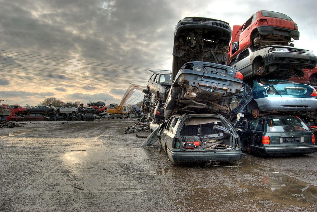 Möglichkeiten der Autoentsorgung – Vorsicht beim Verschenken