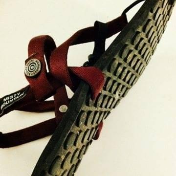 Minimalist sport sandals, custom made for your feet