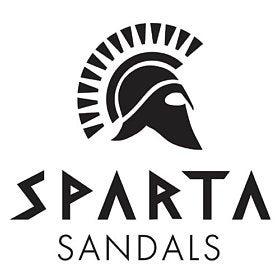 Handmade leather sandals.