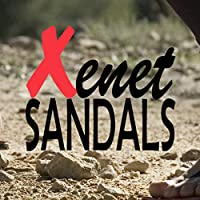 Artisanal manufacture of sandals in Manises, Spain