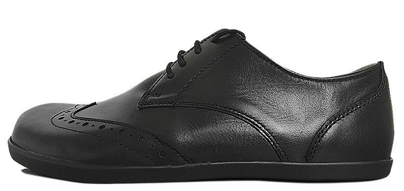 Senmotic Business barefoot shoes - Empire F1 Black/Black