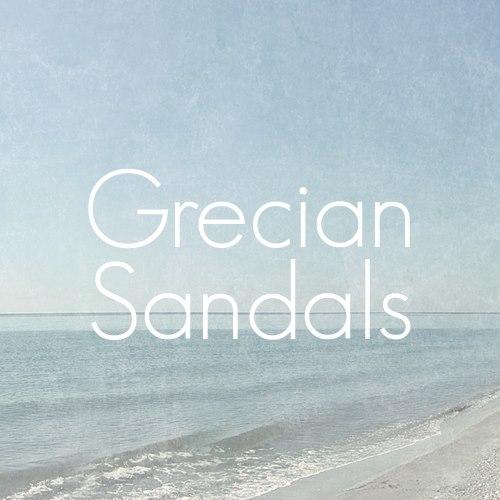 Quality Handmade Greek Sandals!!!!!!