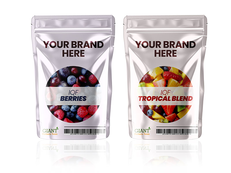 IQF - Frutas