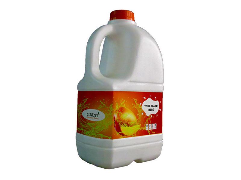 Puré de Fruta con Azucar (Congelado)