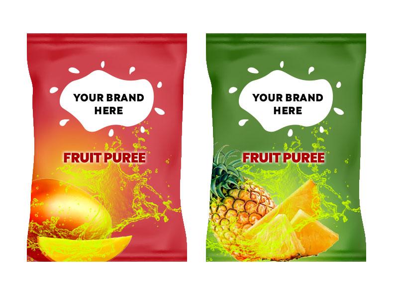 Puré de Fruta (Congelado)