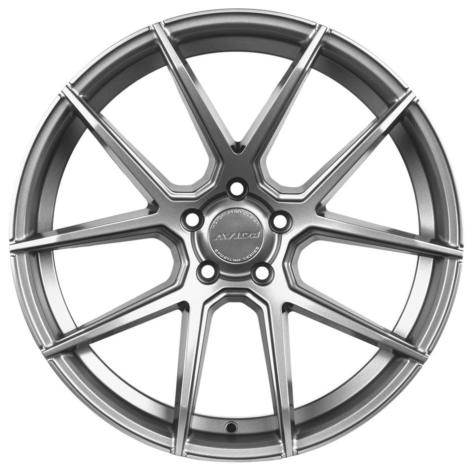 SL 02 wheel