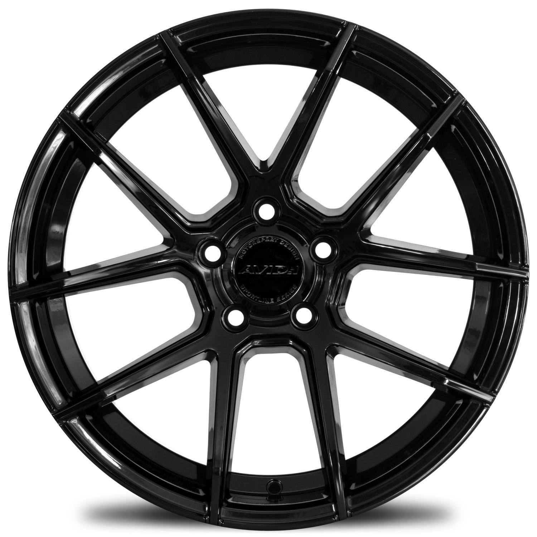 SL02 Gloss Black