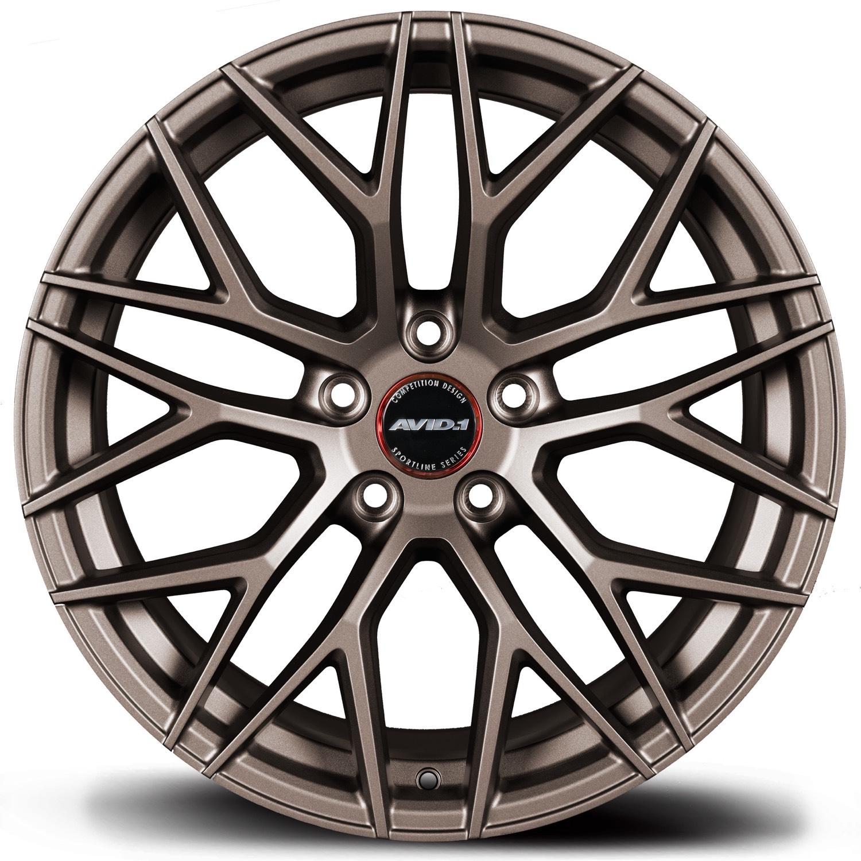 SL03 Bronze Front