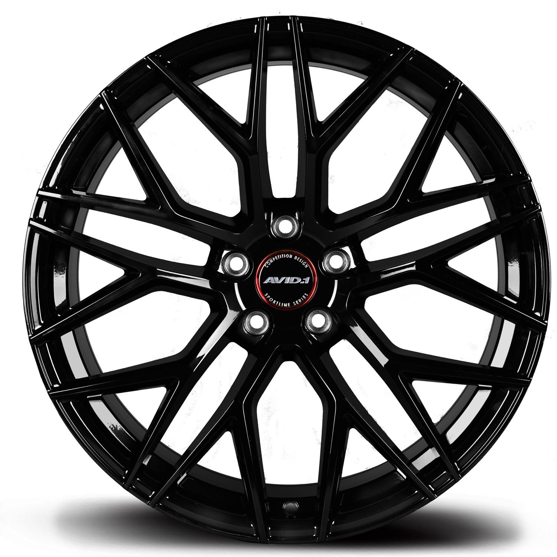 SL03 Gloss Black Front