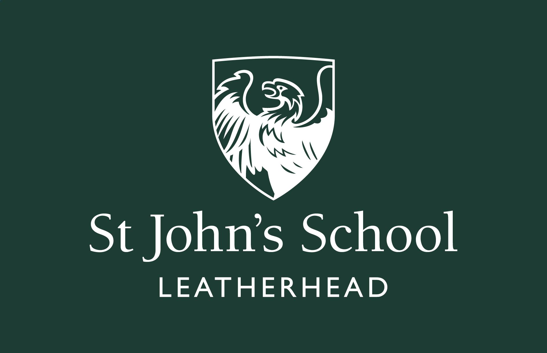 St John's School / Rebrand