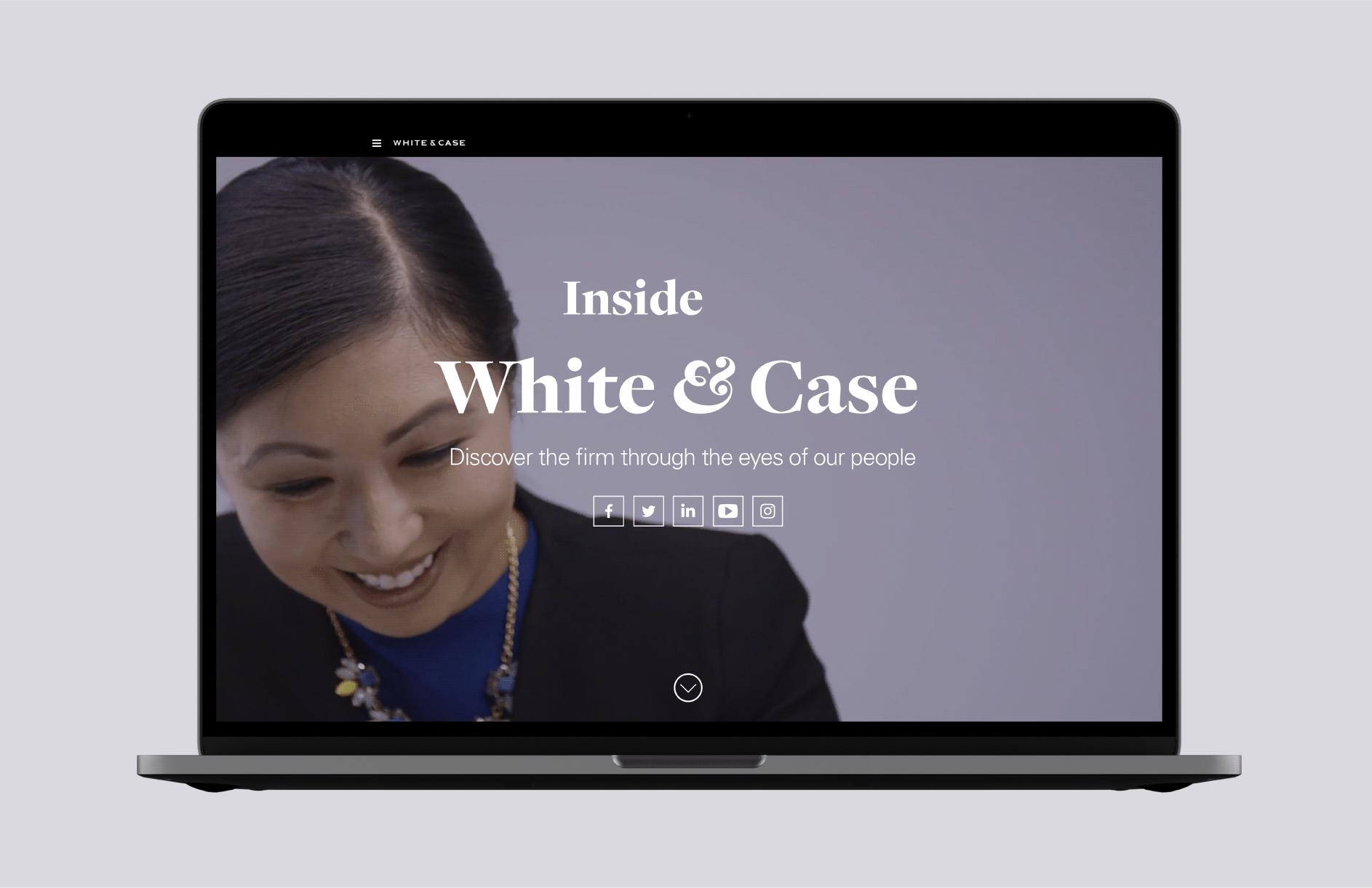 White & Case / Inside White & Case