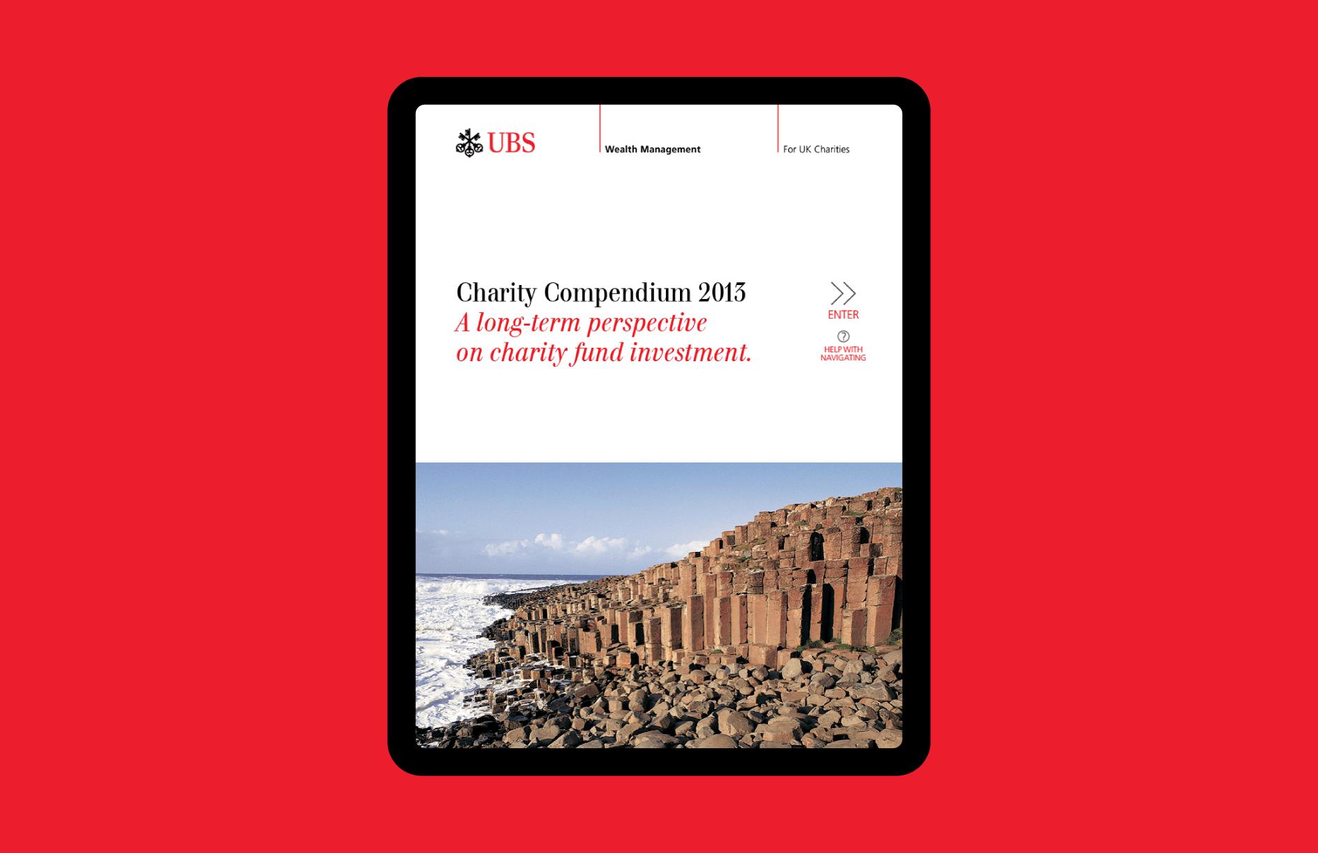 UBS / iPad publication