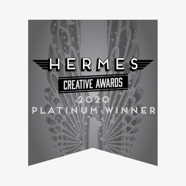 Hermes Creative Awards – 2020 Platinum Winner