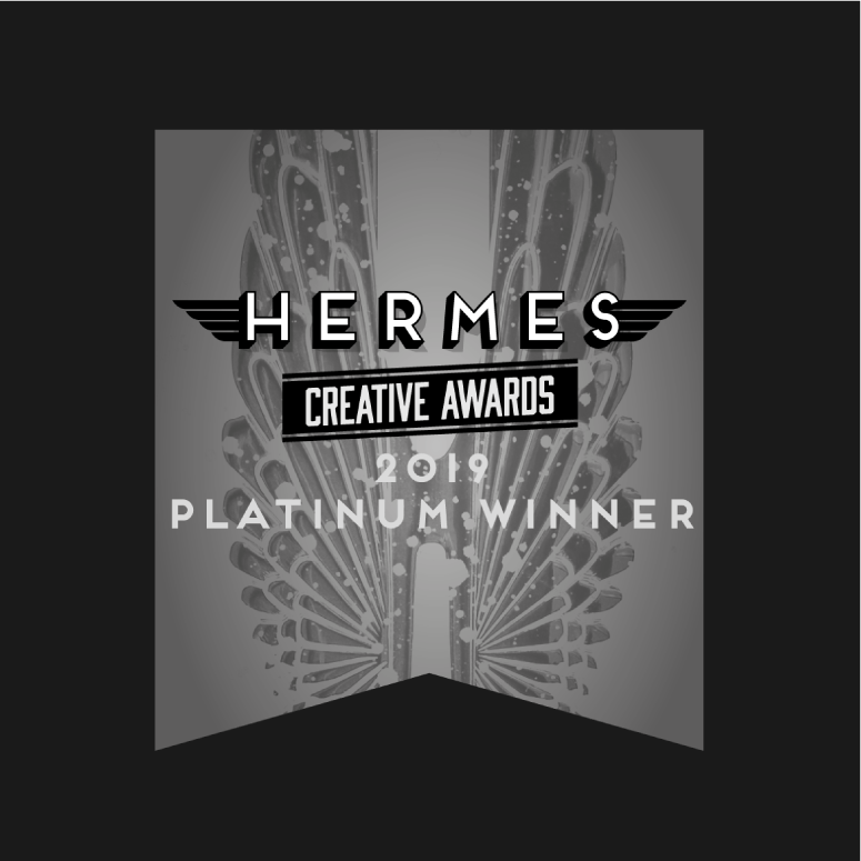 Hermes Creative Awards – 2019 Platinum Winner