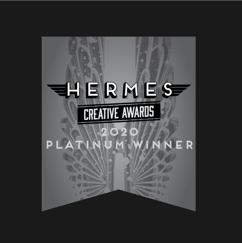 Hermes Creative Awards – 2020 Platinum Winner