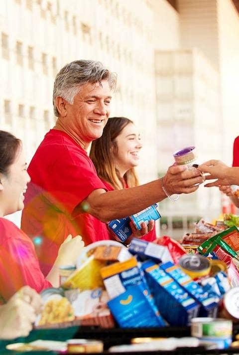Volunteer with San Francisco - Marin Food Bank