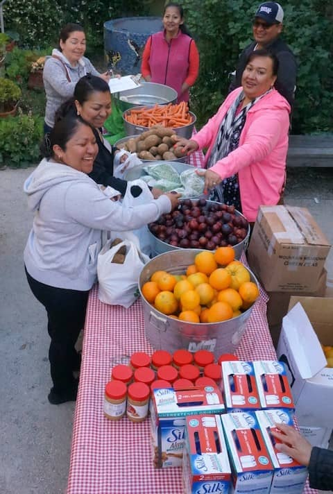 A shout out and thanks to our 387 dedicated partners working hard every day to #EndHunger in San Francisco and Marin.
