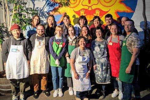 Burrito Project SF crew