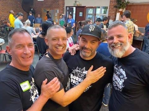 The crew at Burrito Project SF