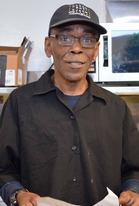 Eric Gremillion, Head Chef & Kitchen Manager at SOS Meals on Wheels