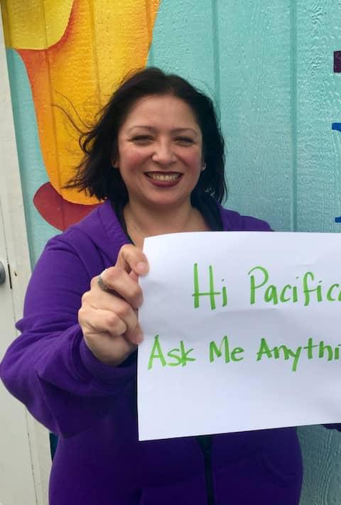 Anita Rees, Executive Director at Pacifica Resource Center