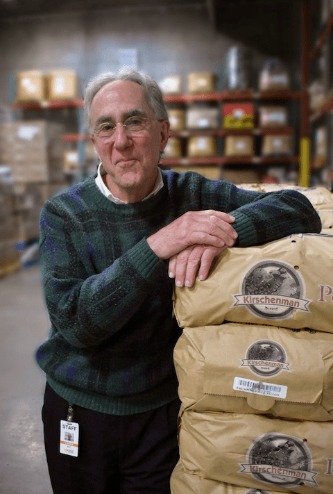 Larry Sly, ex. CEO at Food Bank of Contra Costa and Solano (retired)