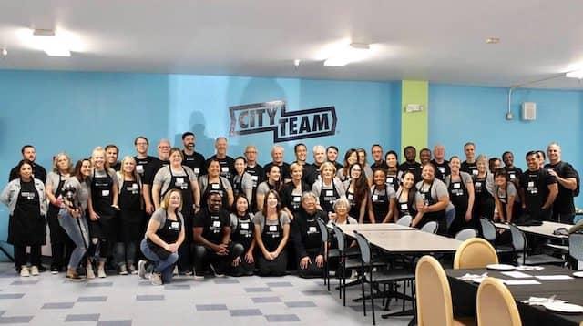 The CityTeam crew