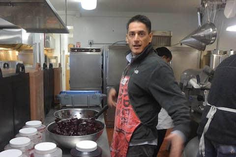 Volunteering at Saint Anthony's Padua Dining Room