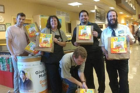 Volunteering at Pacifica Resource Center