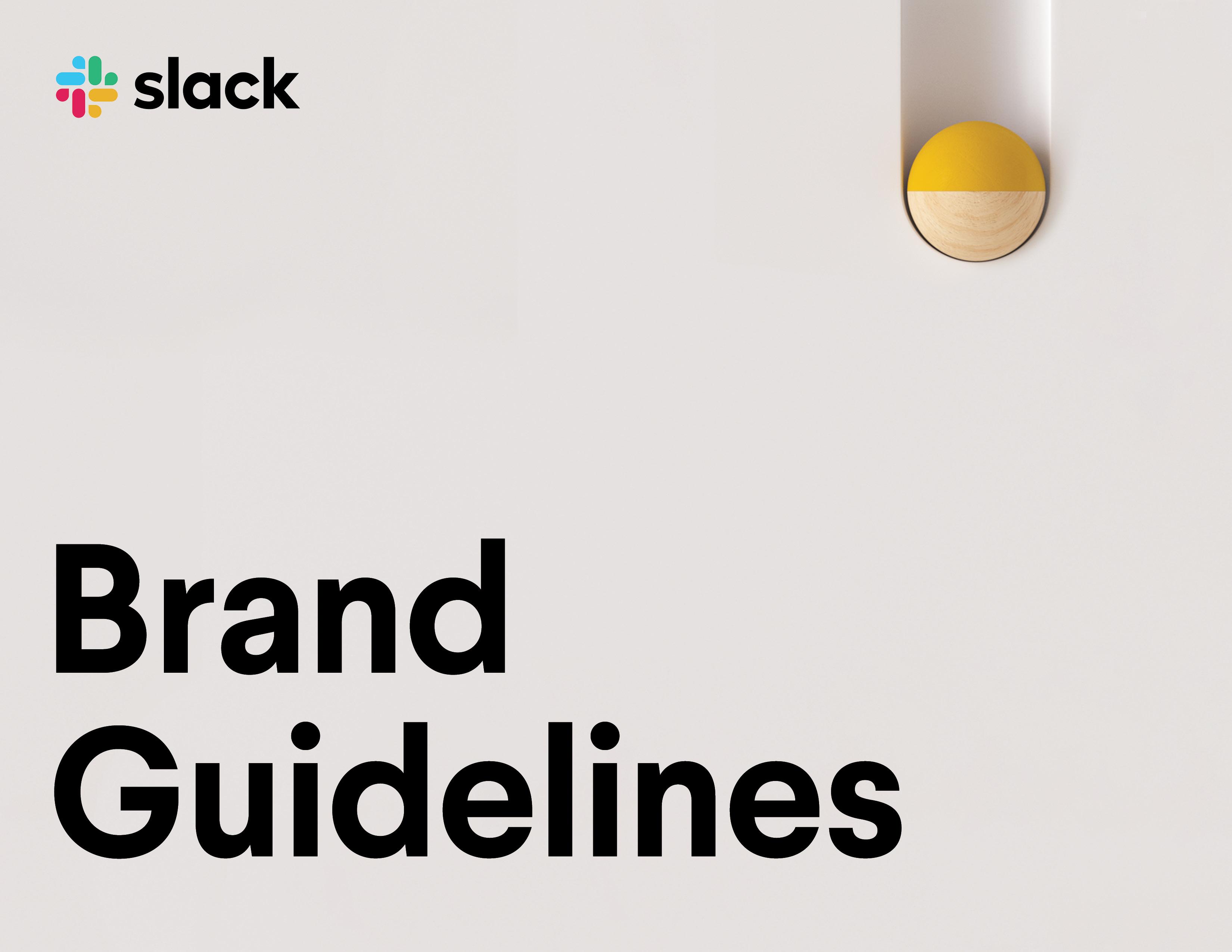 Slack Brand Guidelines