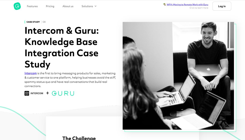 Guru Customer Story