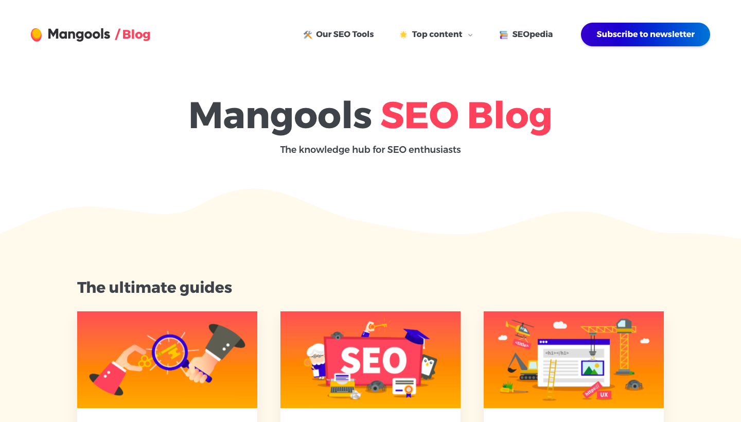 Mangools Blog Feed