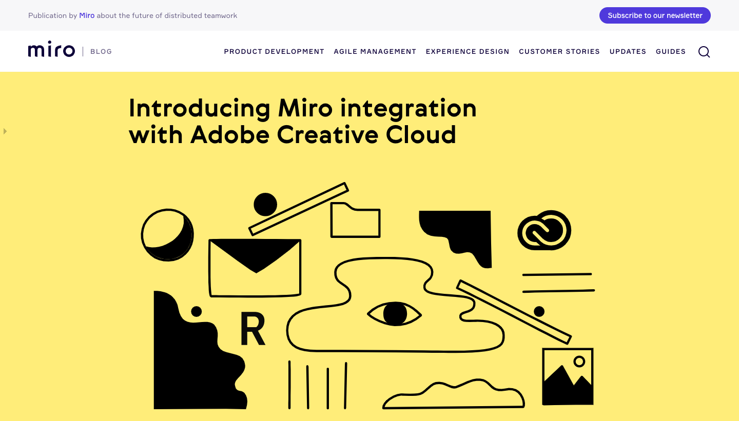Miro New Integrations