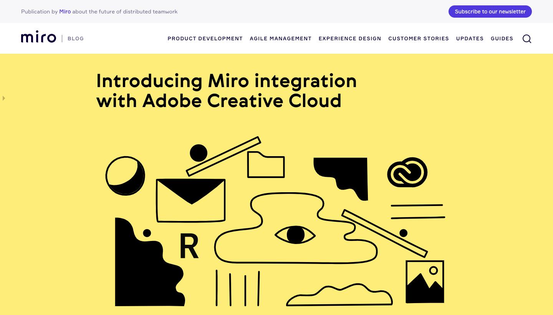 Miro New Integrations
