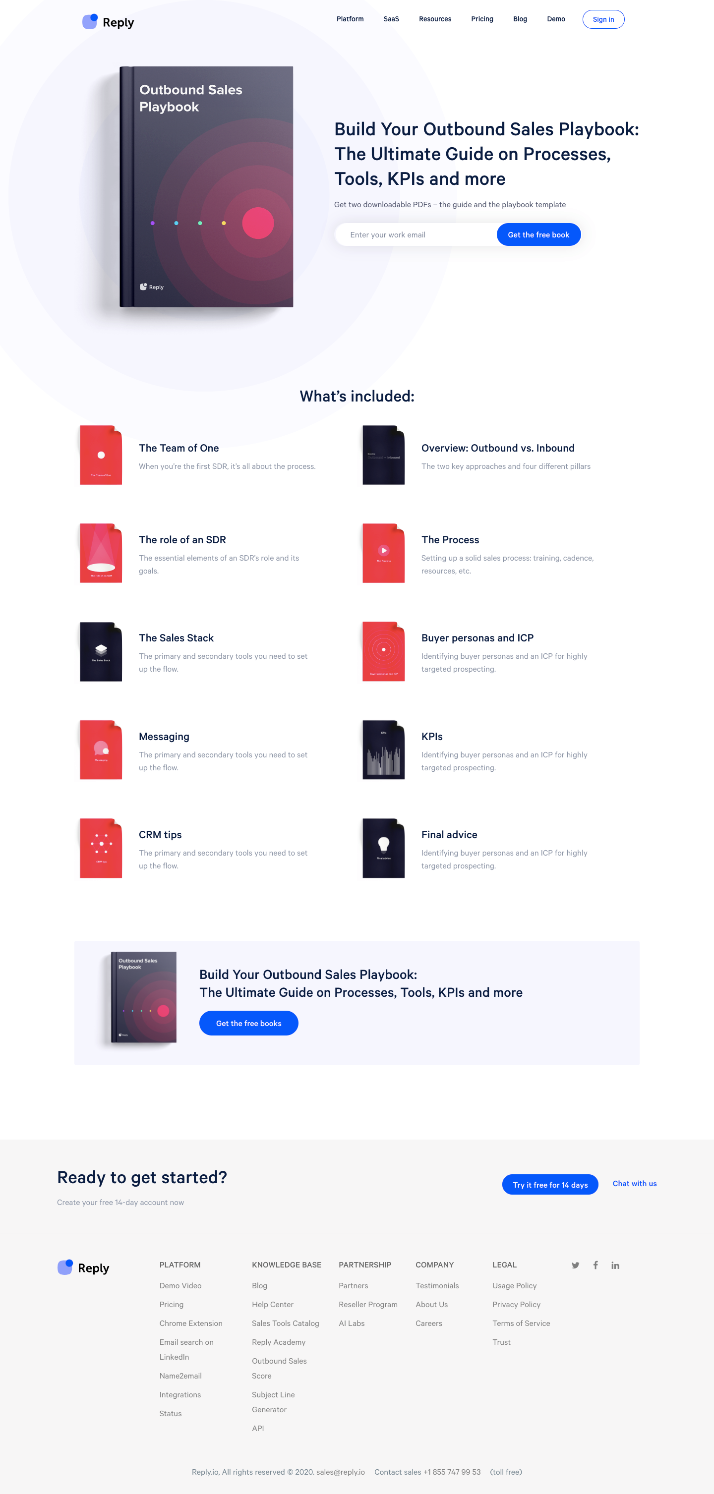 Reply eBook Page