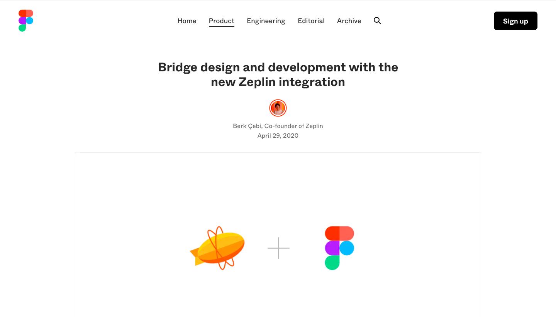 Figma New Integration