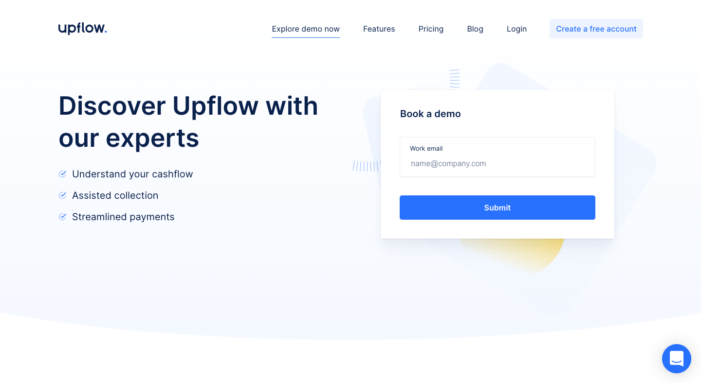Upflow Demo Request