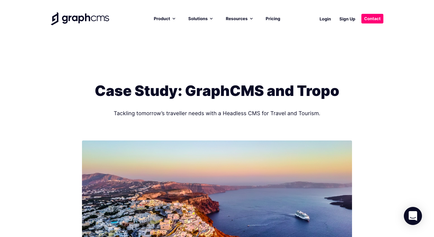 GraphCMS Customer Stories