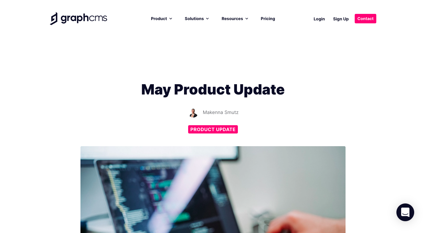 GraphCMS Product Update