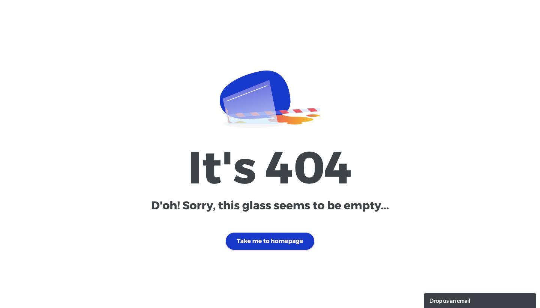 Mangools 404 Page