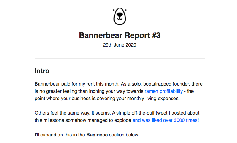 Bannerbear Newsletters