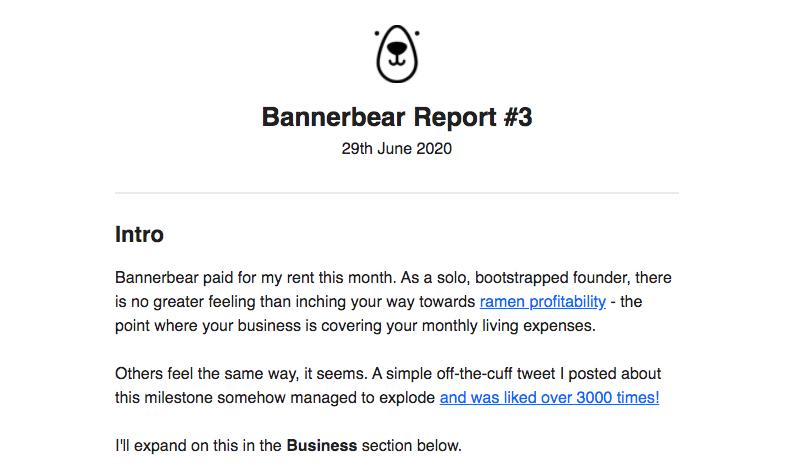Bannerbear Newsletters