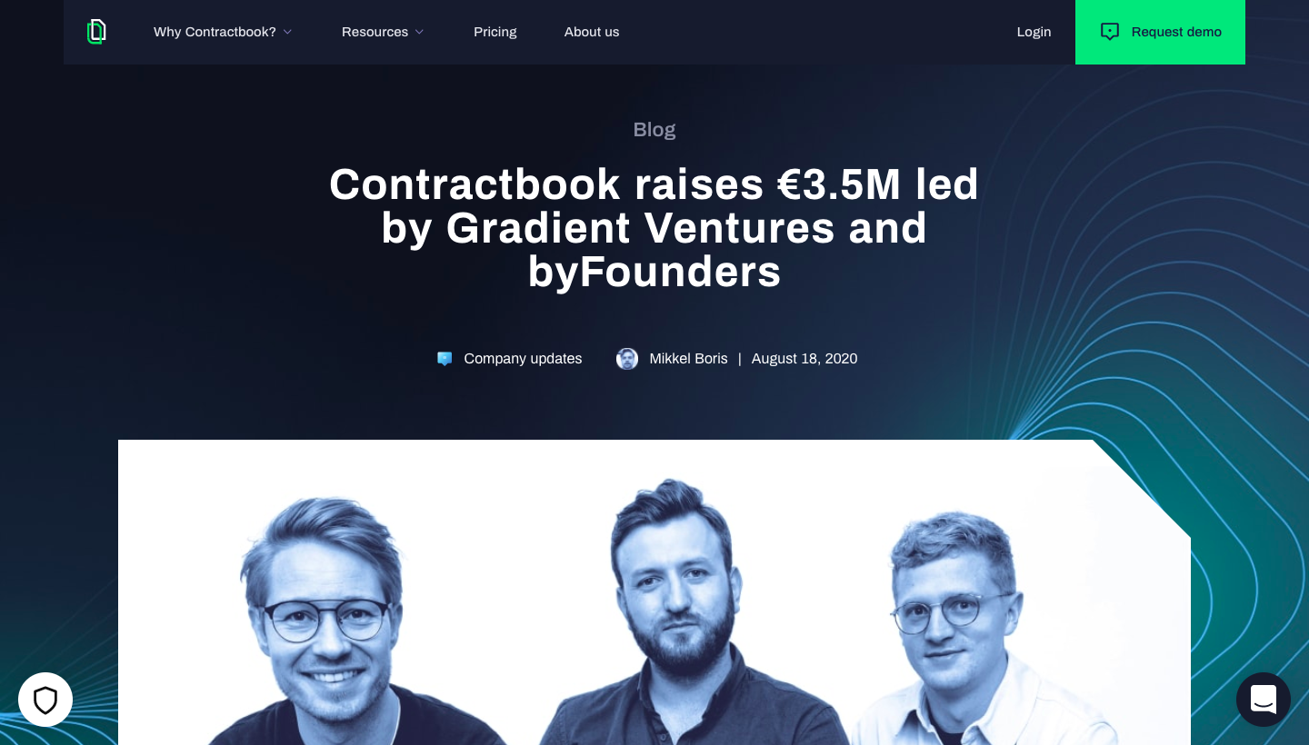 Contractbook Blog Feed