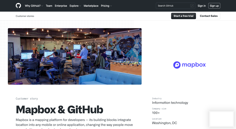 GitHub Customer Stories