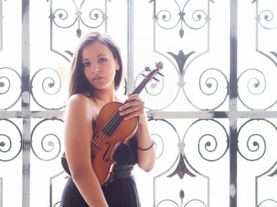 Nadine Nagen Violin