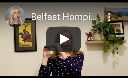 Chloe Vincent - Belfast Hornpipe