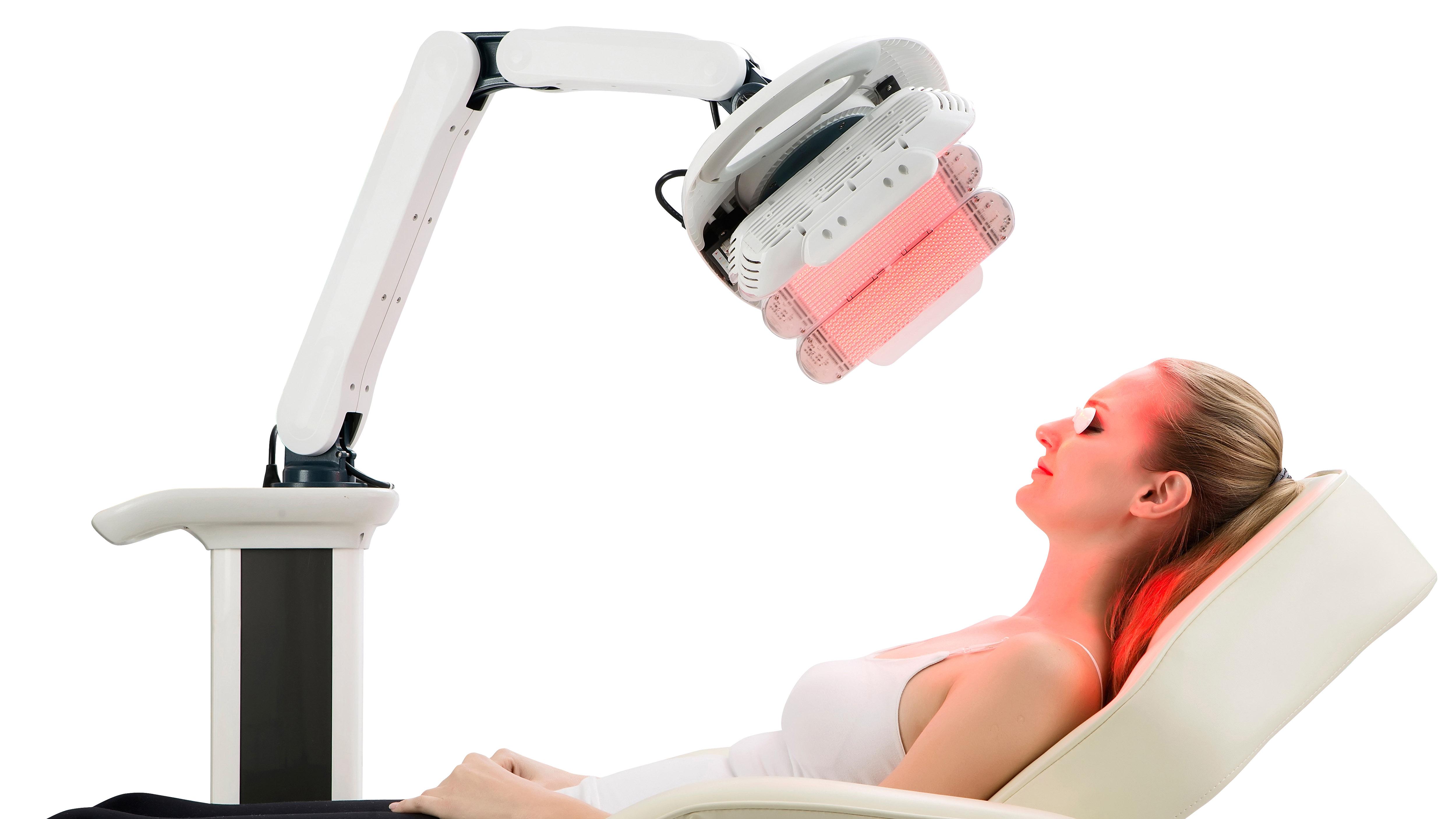 Photodynamic treatment now available