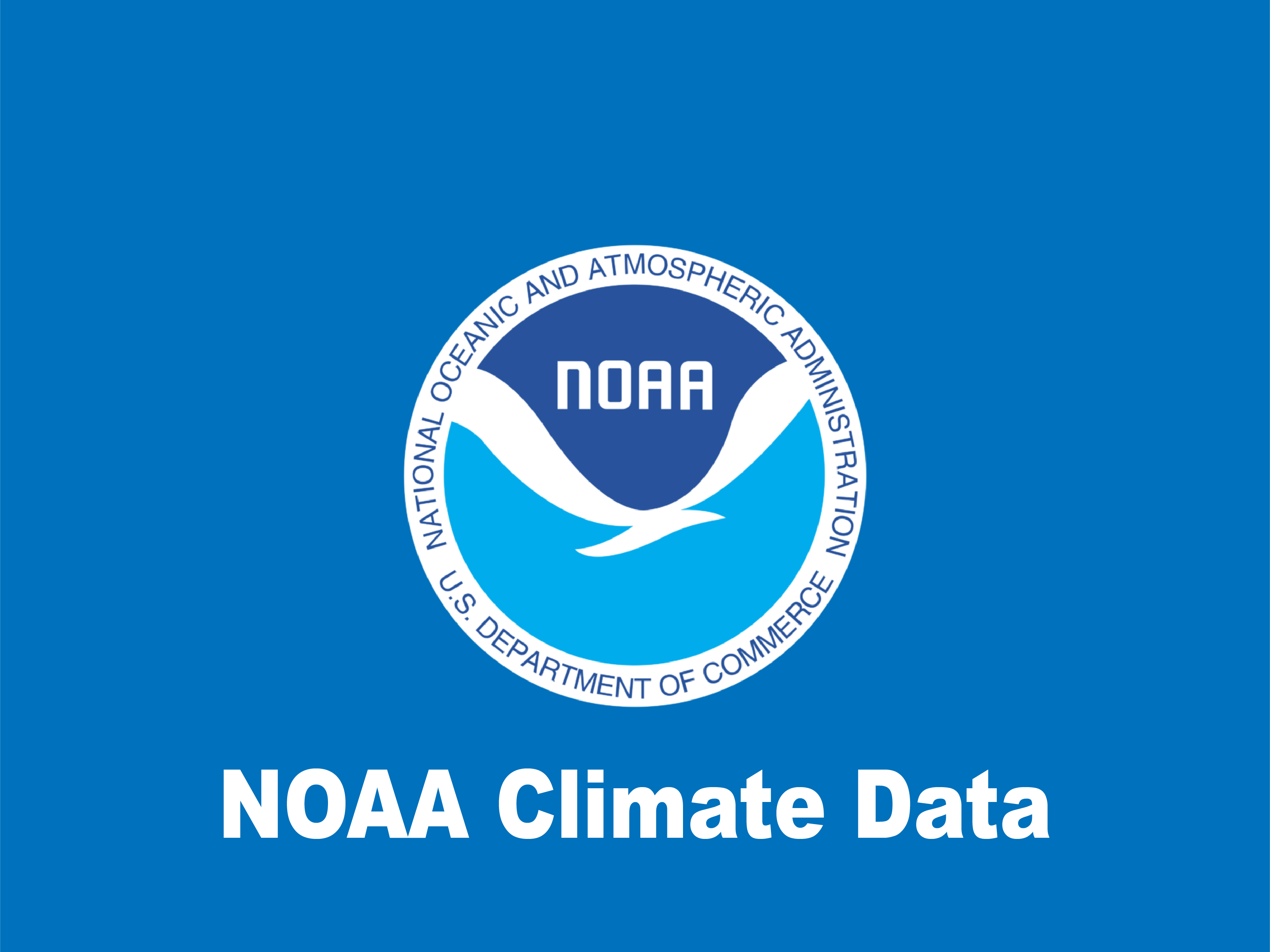 NOAA Climate Data Icon