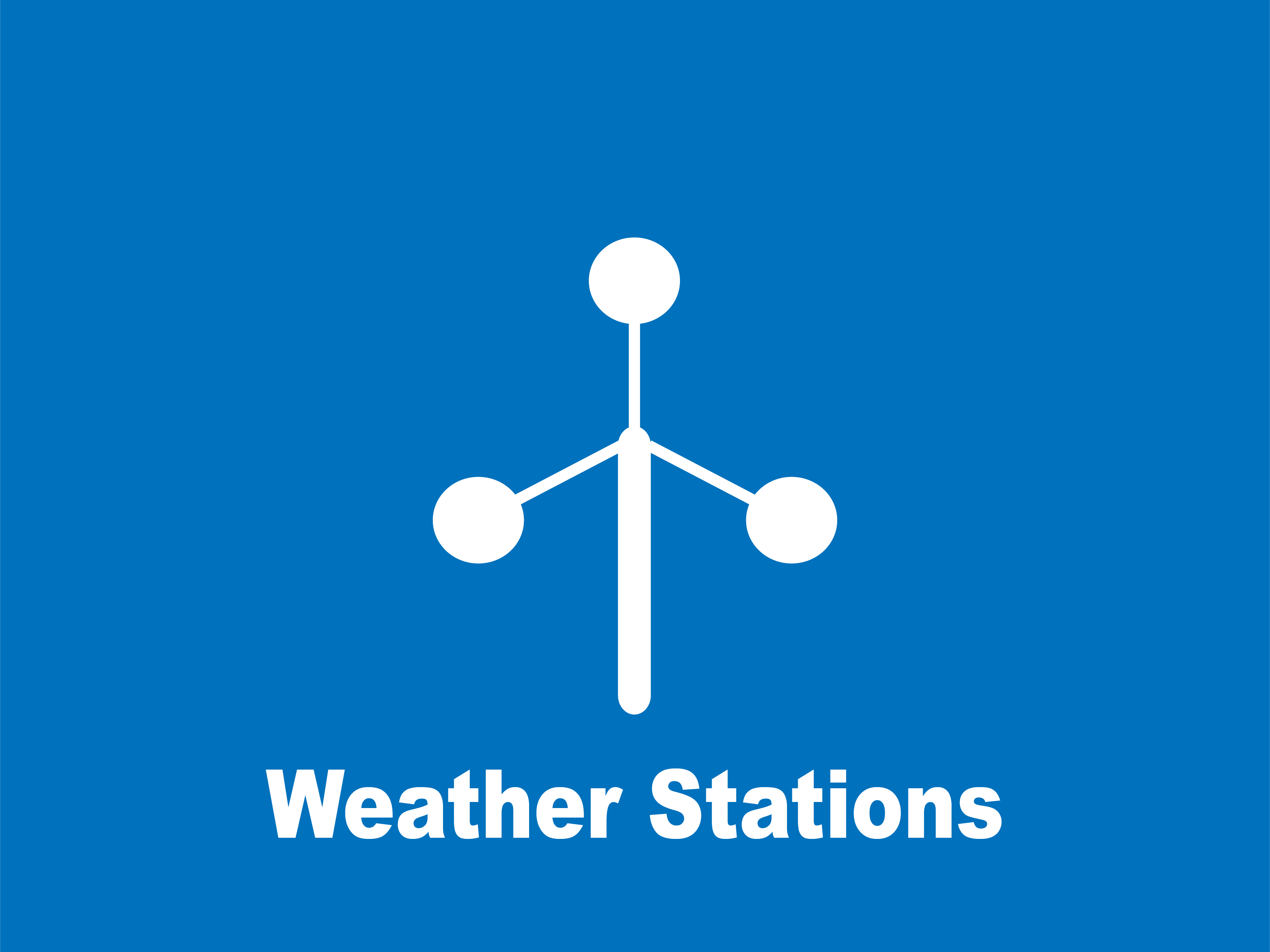 Weather Stations Icon