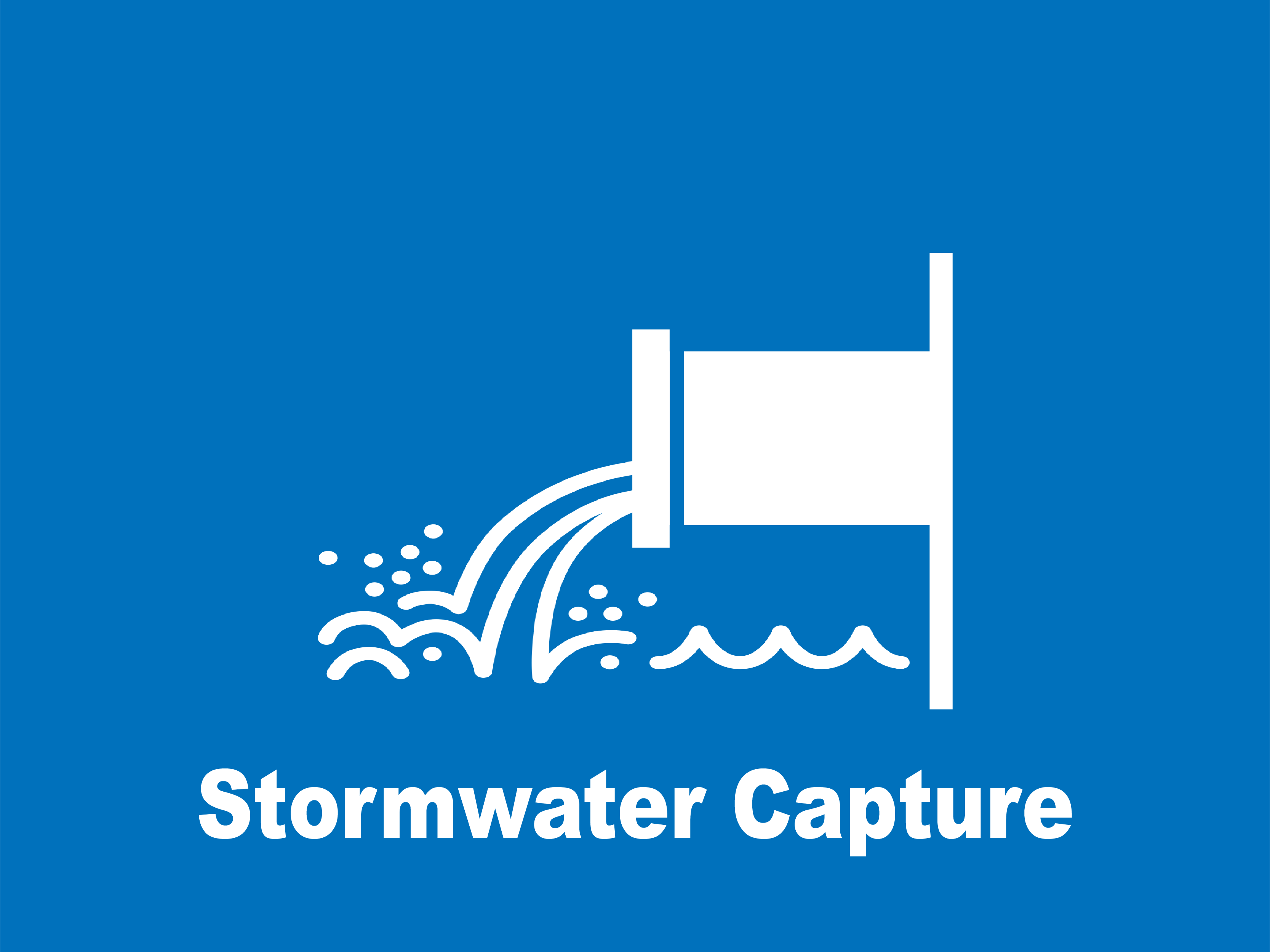 Stormwater Capture Icon